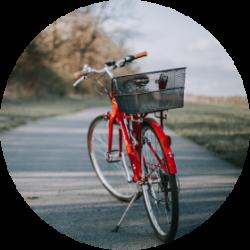 Le Domaine du Castel   Location & Réparation de vélos